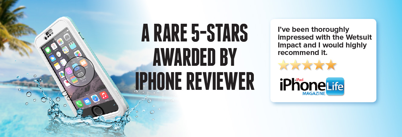 Wetsuit Impact 5-star Review: iPhone Life