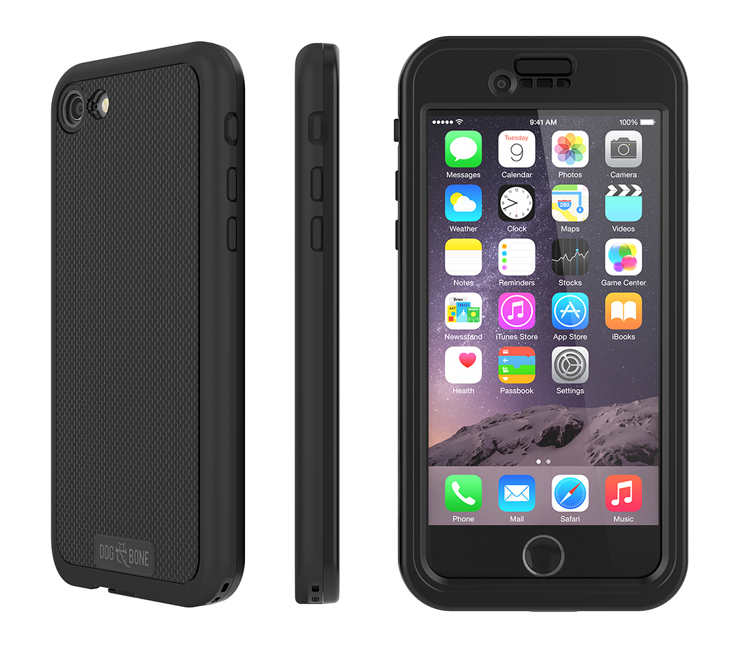 wetsuit impact for iphone 7 waterproof rugged case. Black Bedroom Furniture Sets. Home Design Ideas