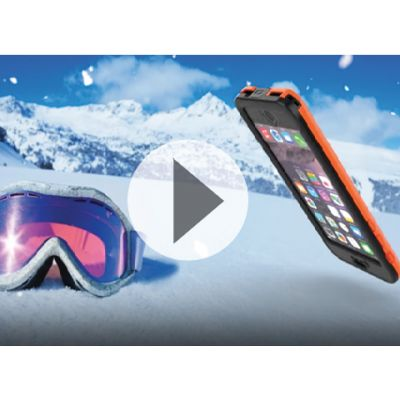 Wetsuit Impact iPhone 7 Plus waterproof rugged case