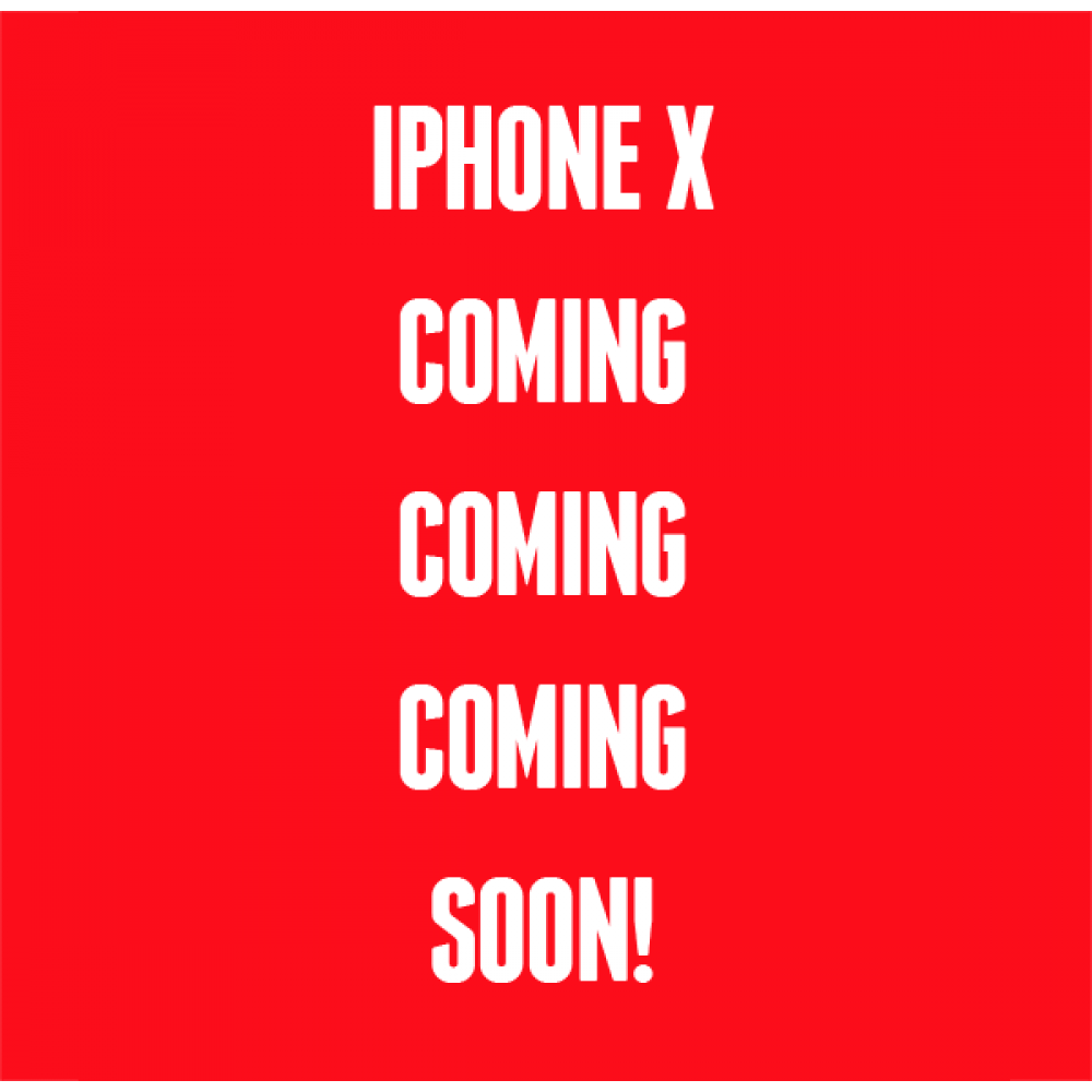 Coming soon! iPhone X