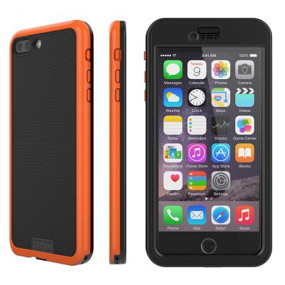 Wetsuit Impact For Iphone 8 Plus Waterproof Rugged Case