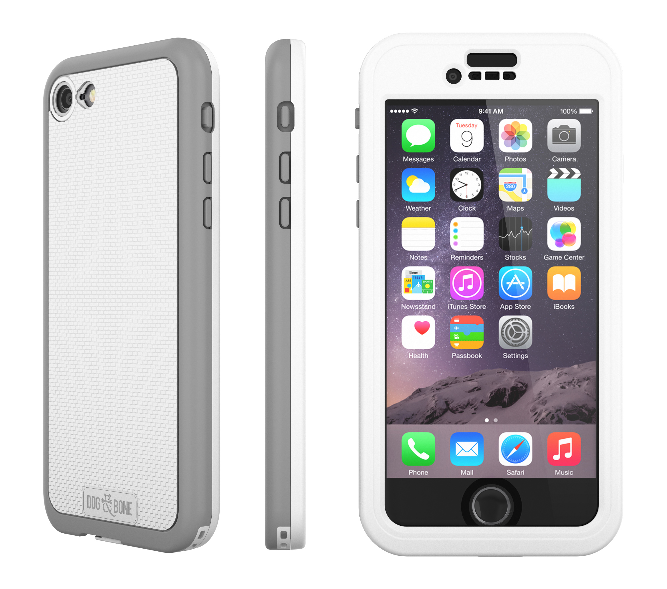 best service 28ed4 6a166 Wetsuit Impact for iPhone 8 waterproof rugged case