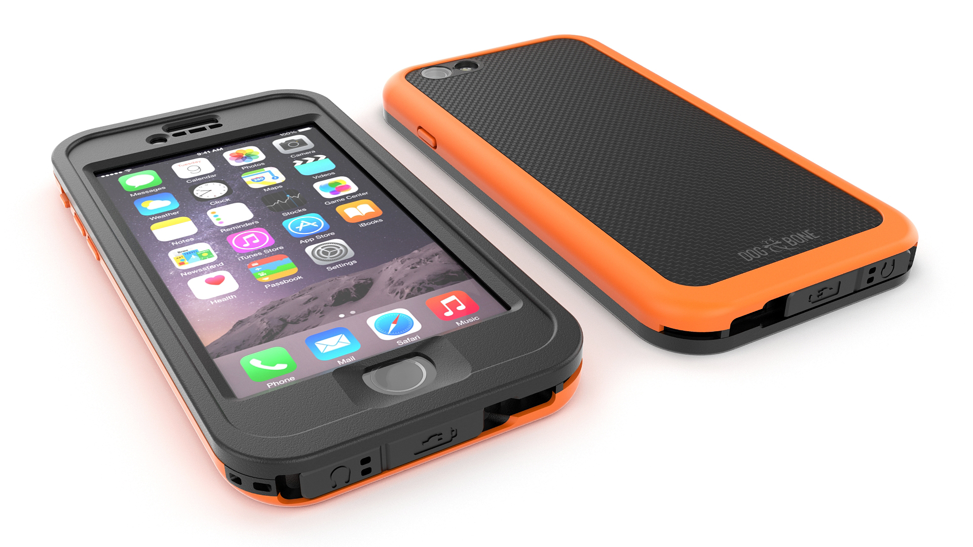 New Model Wetsuit Iphone 6s 6 Waterproof Rugged Case