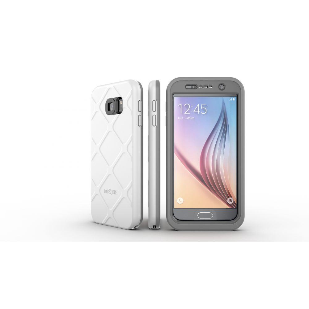 Galaxy S6 Wetsuit Impact Silvertail