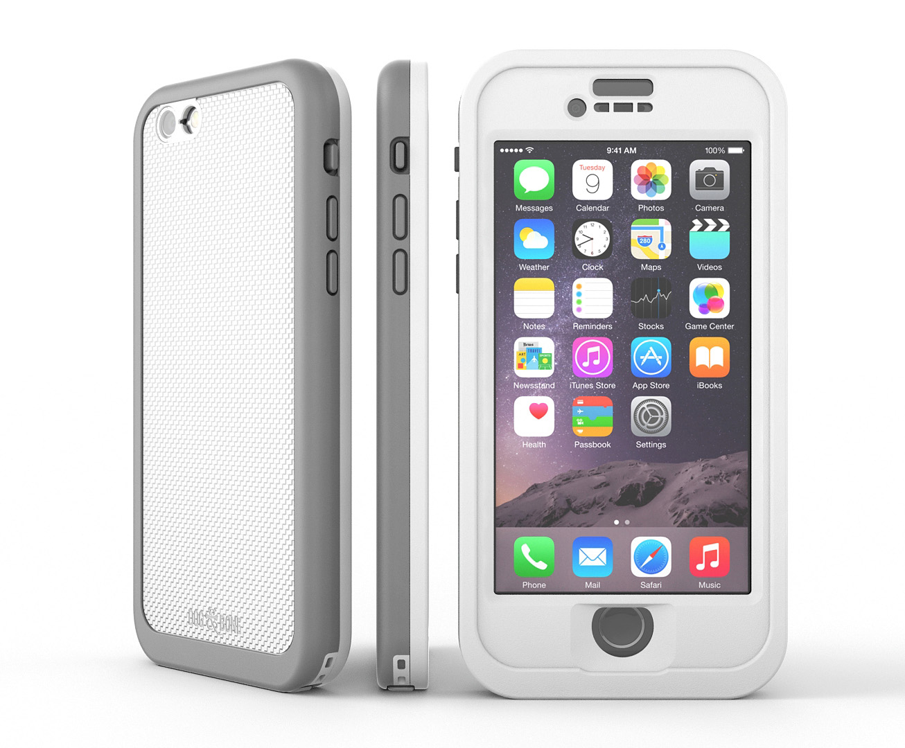 new product 9855f 34320 Waterproof Case for iPhone 6 | Dog & Bone Cases