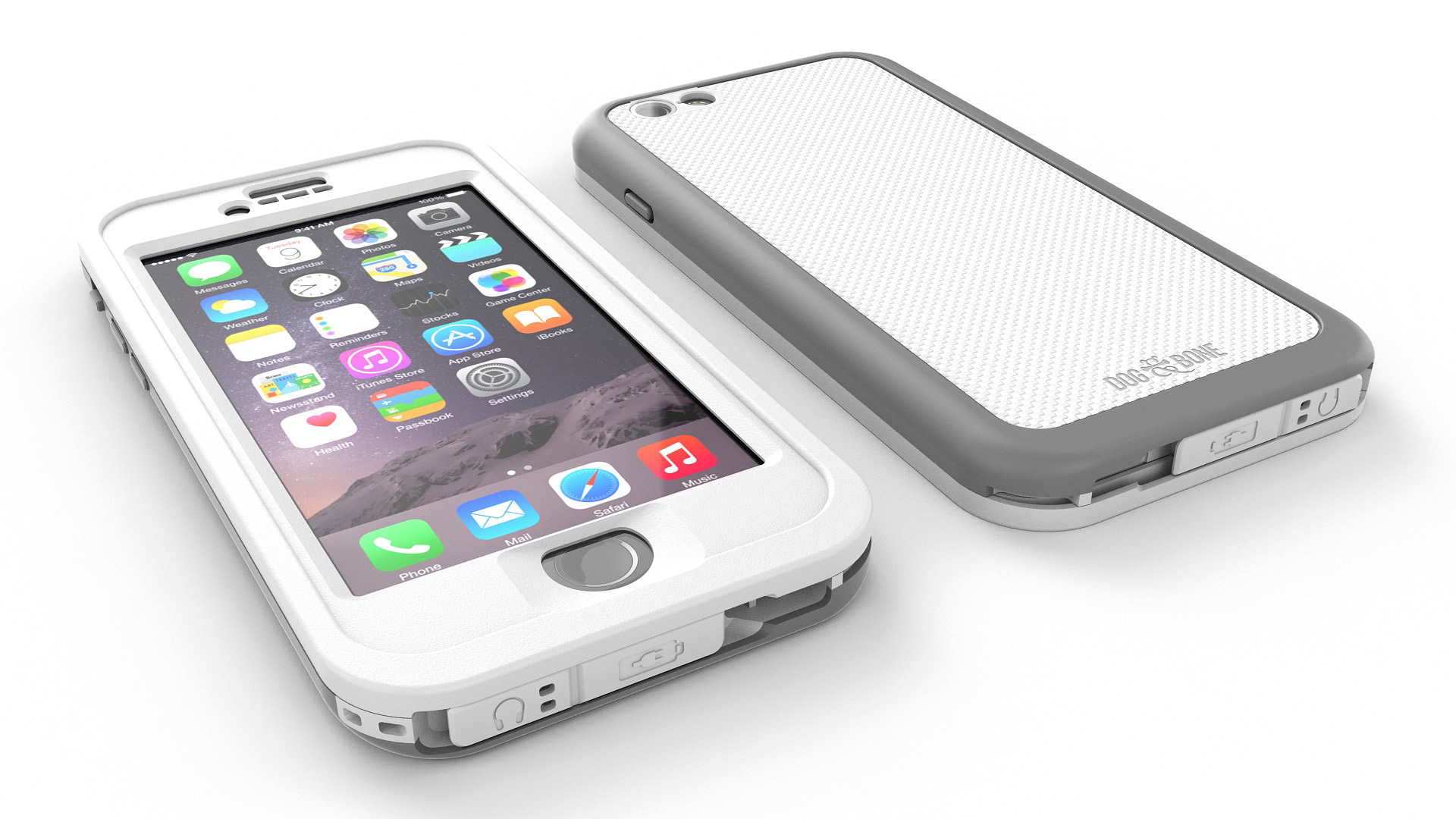 new product 69b03 891f5 Waterproof Case for iPhone 6 | Dog & Bone Cases