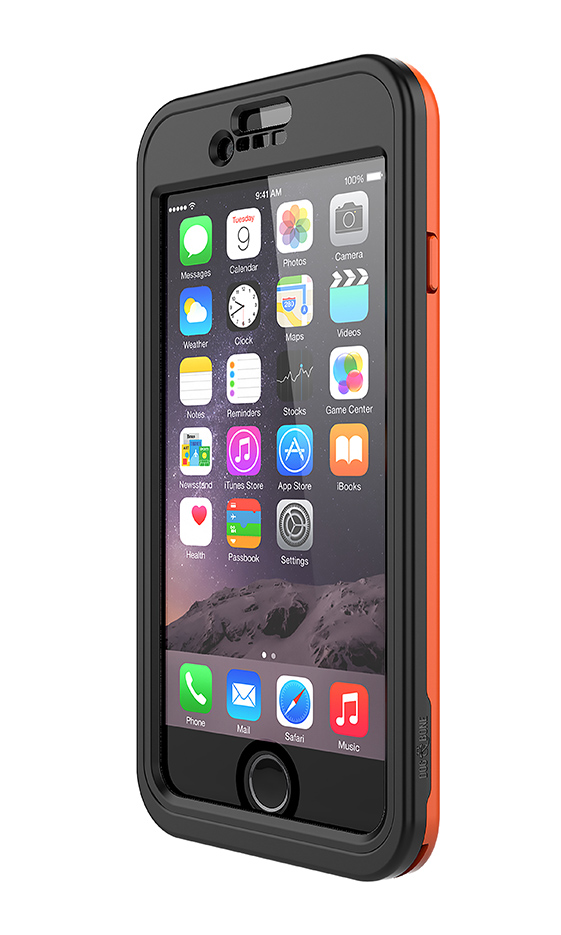 Wetsuit Impact for iPhone 7 waterproof rugged case