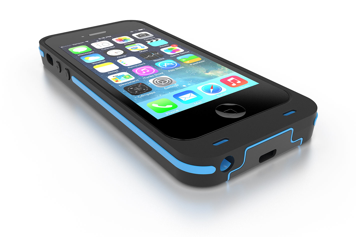 buy online a4d84 e8bc7 iPhone 5/5s Wireless Charging Case | Dog & Bone Cases