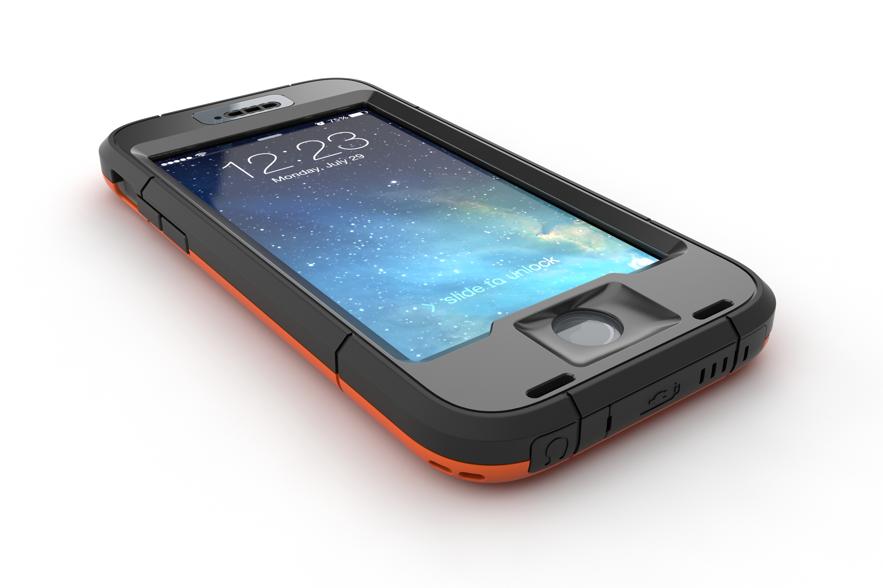 Wetsuit Iphone 6 Waterproof Rugged Case 187 Dog And Bone Cases